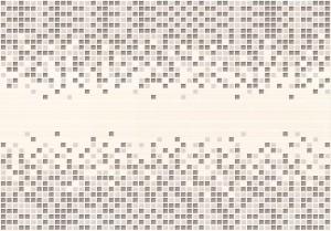 DEKOR SHEILA PIXEL GRIS 31,6X45