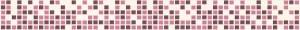 LISTELA SHEILA PIXEL LILA 4,5x45