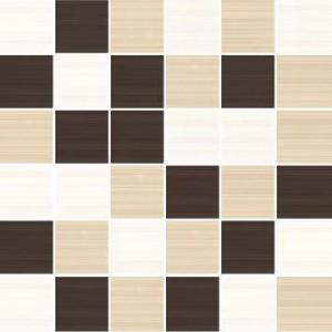 SHEILA BLANCO-BEIGE-MARRON MOZ. 4,8x4,8_30x30