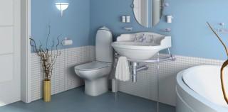 Vybavení koupelen