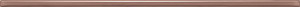 listwa scienna glass brown