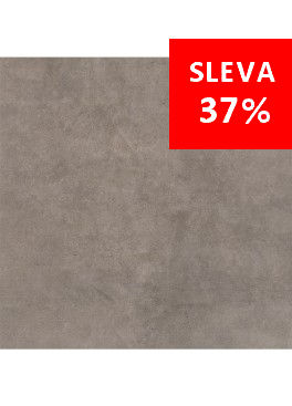 Dlažba Qubus Dark Grey Mat 33,3