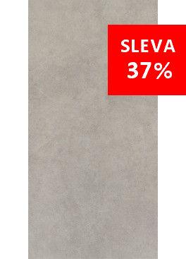 Dlažba Qubus Grey Mat Rekt. 30x60