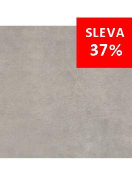 Dlažba Qubus Grey Mat Rekt. 75x75