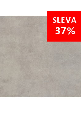 Dlažba Qubus Grey Mat Rekt. 60x60
