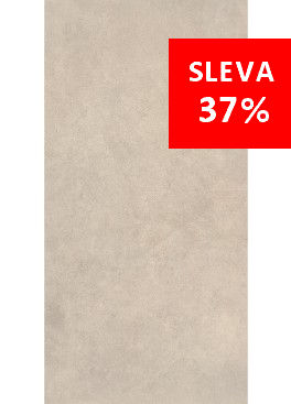 Dlažba Qubus Soft Grey Mat Rekt. 30x60