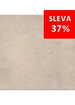 Dlažba Qubus Soft Grey Mat Rekt. 75x75