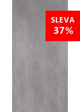 Dlažba Stark Pure Grey Mat Rekt.