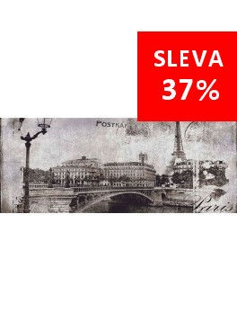 Treviso Postcard Grey 1