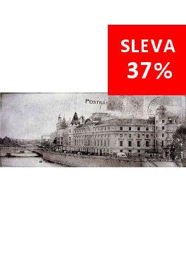 Treviso Postcard Grey 2